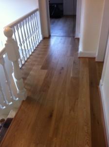 oiled oak flooring