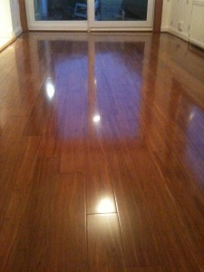 coffee bamboo wood flooring