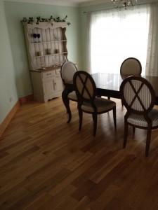 solid oak wood flooring Kinross