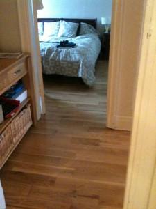 fitting solid oak wood flooring Glasgow
