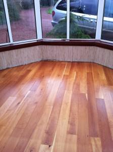Cherry Engineered Wood Flooring First Floors Glasgow