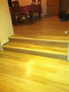 engineered wood flooring Giffnock
