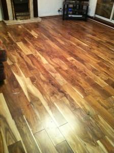 solid wood flooring samples