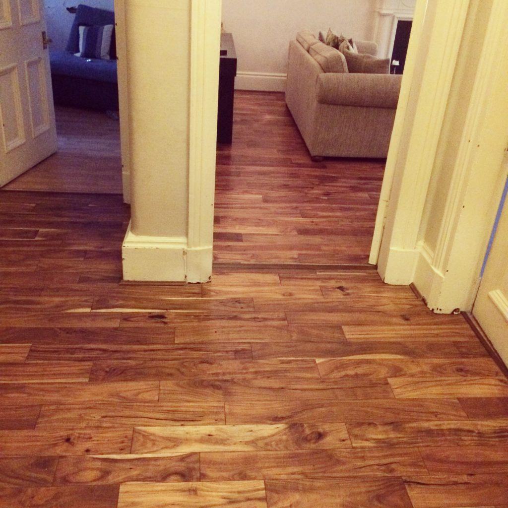 blacknut wood flooring