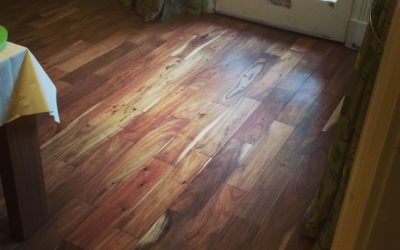 What is Blacknut Wood Flooring?