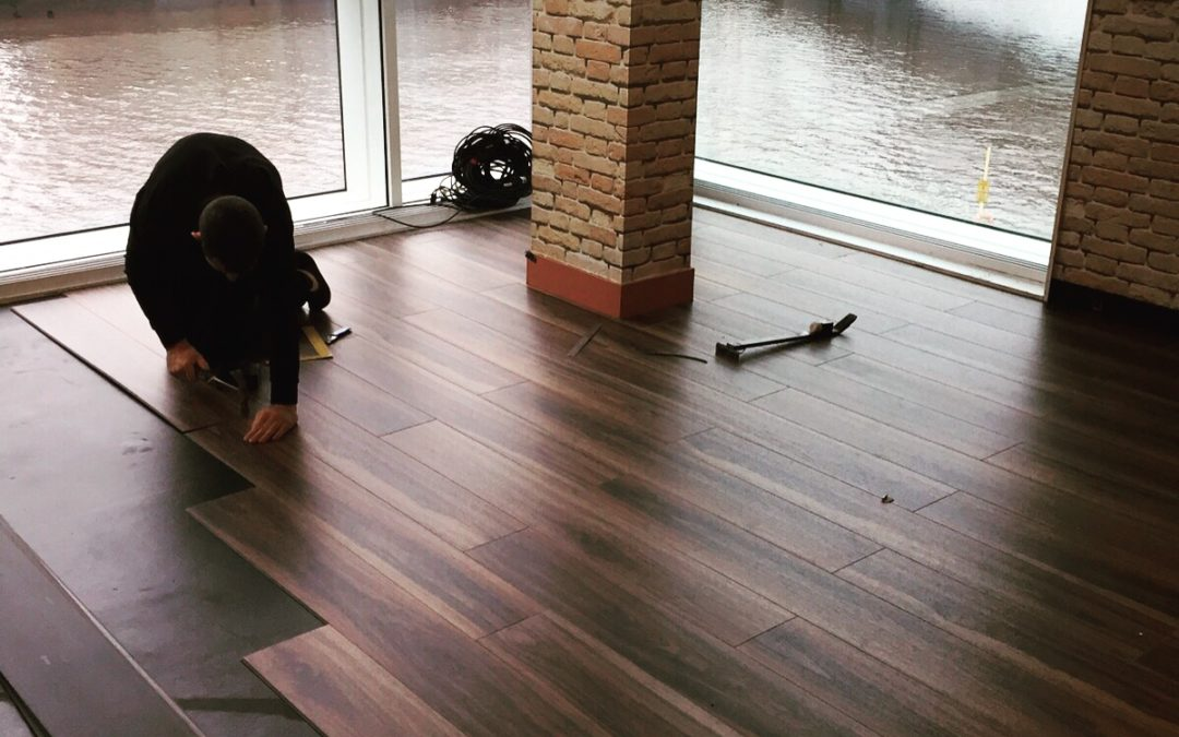 Commercial Grade Flooring from First Floors