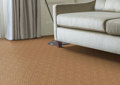 Natural Sisal Herringbone