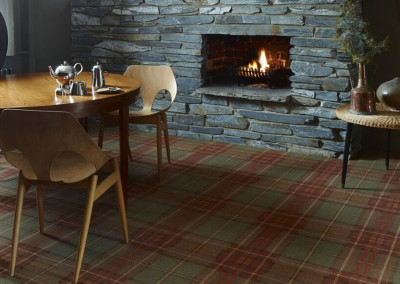 Brintons Abbeyglen Cavan Plaid