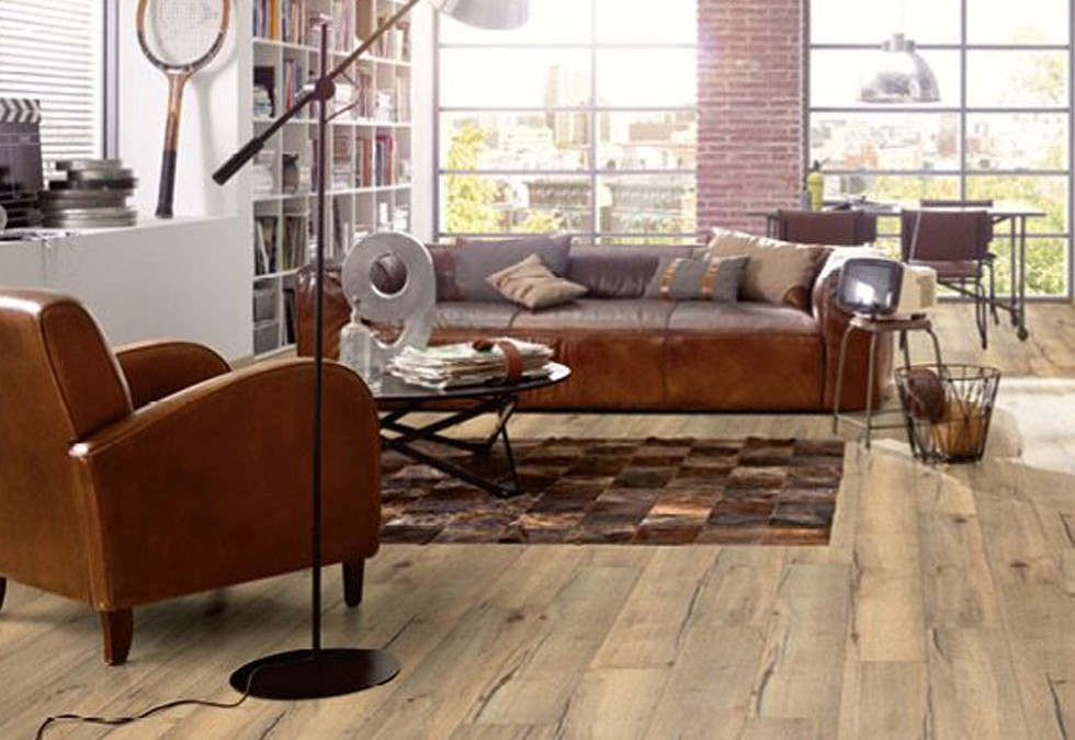 Caring for Wood Floors
