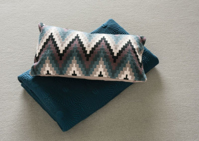 pillow stitch