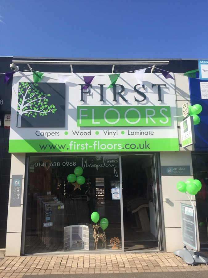 Career Opportunity at First Floors – Enthusiastic Sales Consultant