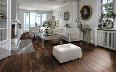 Same Room – Different Floor! Kahrs Wood Flooring