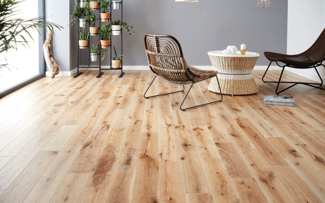 taking care of wood flooring