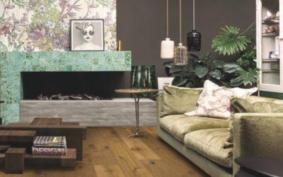 New In! Quick Step Parquet Engineered Wood Flooring