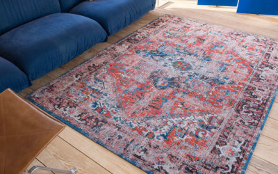 NEW IN – Louis De Poortere Rugs