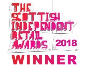 the scotish independent retail awards winner