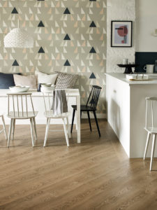 Why luxury vinyl flooring is a great choice for the kitchen